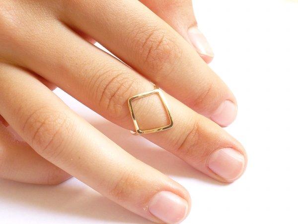 Fingerring  werdes - Knuckle Finger Ring