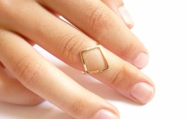 Knuckle Finger Ring
