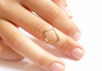 Knuckle Finger Ring