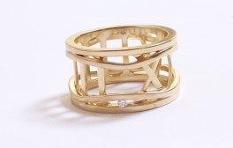 Love Token Ring Diamant